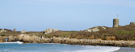 loophole: The British built 15 Guernsey loophole towers Editorial
