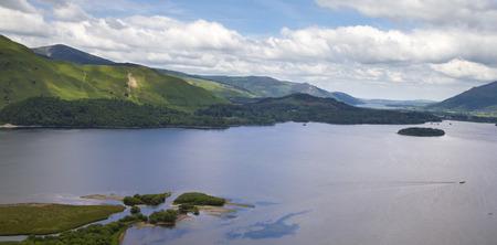 Beautiful picturesque lake district in cumbria UK