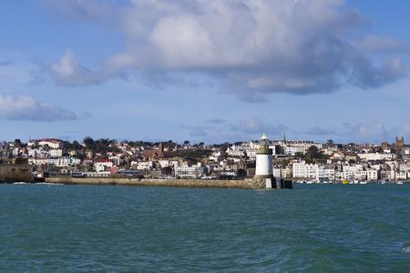 St. Peter Port  Guernsey  channel islands