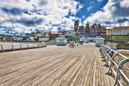 Cromer in North Norfolk England UK Stock Photo