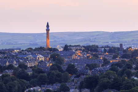 Wainhouse Tower, Halifax, West Yorkshire
