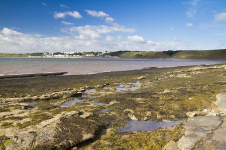 Filey seaside resort north yorkshire UK