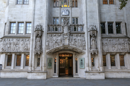 committee: LONDON, UNITED KINGDOM - 2nd october, 2015:  Building of Judicial Committee of the Privy Council. The Judicial Committee of the Privy Council is one of the highest courts in the United Kingdom