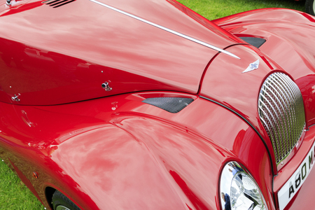 fad: Elland, Halifax, West Yorkshire, UK 20th September, 2015. local Rotary Club members of Elland hope the current fad for all things  from the 40s and 50s will make their first Vintage Weekend a big success. Editorial