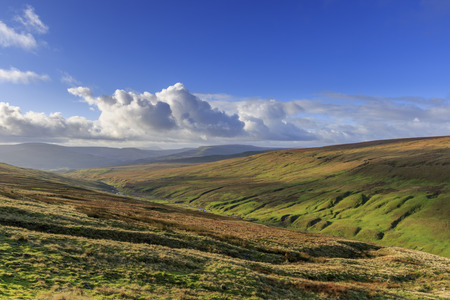 Yorkshire Dales: The beautiful Yorkshire dales UK Stock Photo