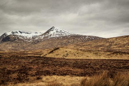 glencoe: A view of Glencoe, Scotland UK.