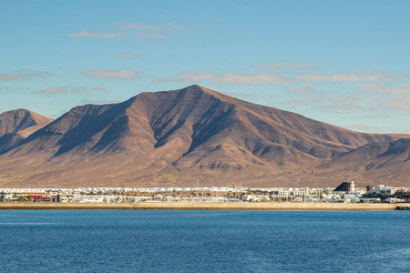 A view on Lanzarote, Canary islands, Spain