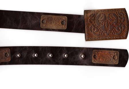 leathern: Strap