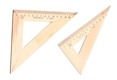 Wood Treangles Stock Photo - 12879124