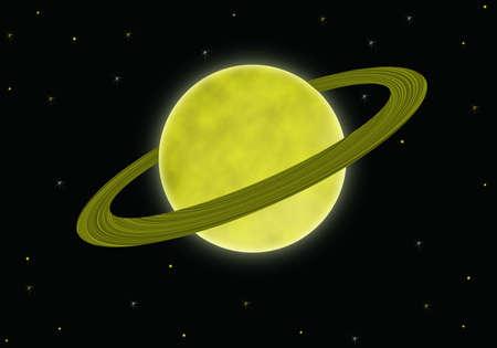 Saturn photo