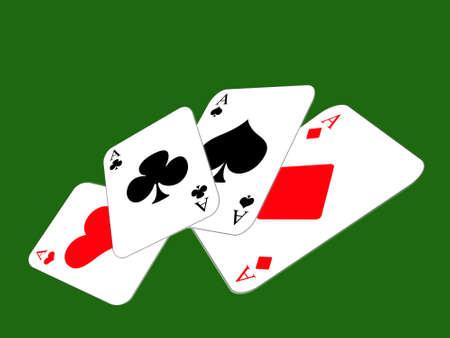 gamblers: poker