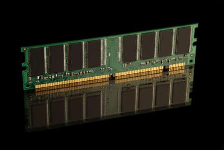 dimm: Computer RAM Memory Stock Photo