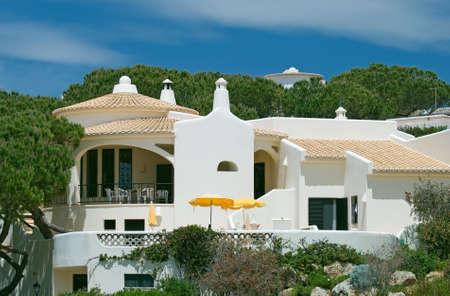 Luxurious holiday home on the Spanish coast Stock Photo - 3148717