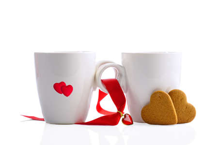 gingerbread cookies: Valentines day gingerbread cookies