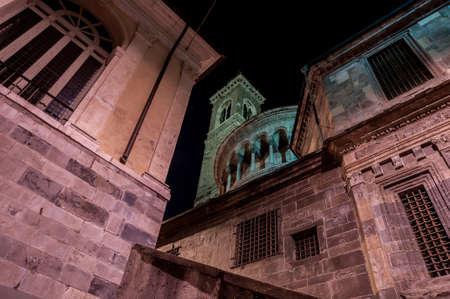 grates: Bergamo churches
