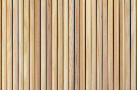 Wooden pencils background pattern