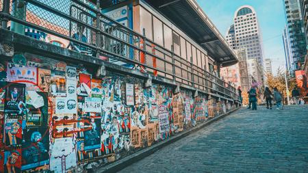 Seattle Vibes 免版税图像
