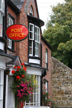 Rural village store & post office photo