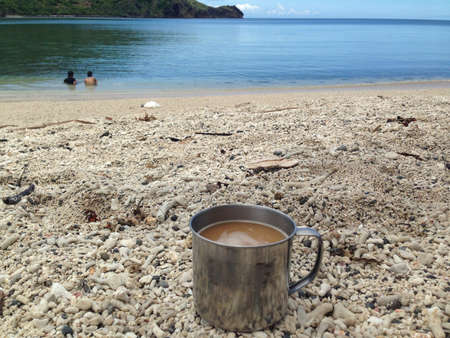 This is the beach of Cape Engao Palaui Island Philippines. This is how I define chillax