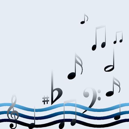 flee: Escaping music Illustration