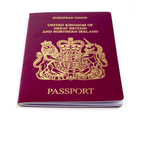 great britain: UKPassport Passport