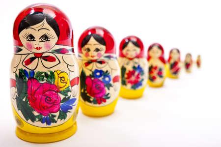 nesting: Russian Dolls