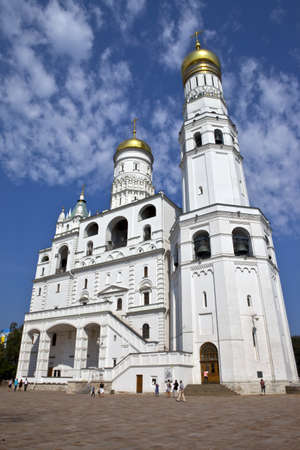 Ivan The Great Bell Tower in The Kremlin photo