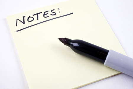 listings: NOTES List