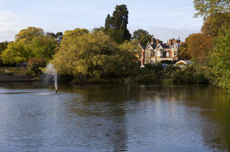 Bletchley Park Stock Photo