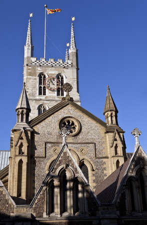 Southwark Cathedral in London Stock Photo - 11620741