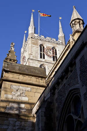 Southwark Cathedral in London Stock Photo - 11620742