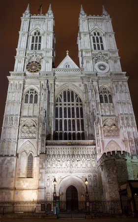 Westminster Abbey in London photo