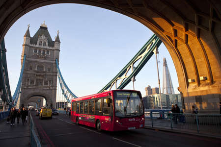 historical landmark: Tower Bridge