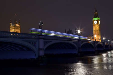 Houses of Parliament and Westminster Bridge Stock Photo - 12376630