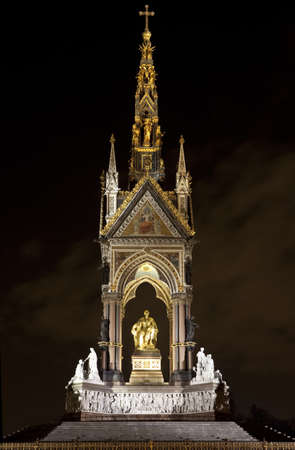 Prince Albert Memorial Stock Photo - 12690108