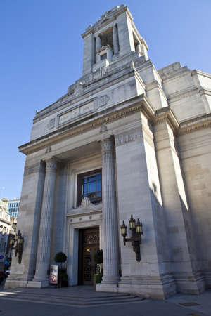 Freemasons Hall in London photo