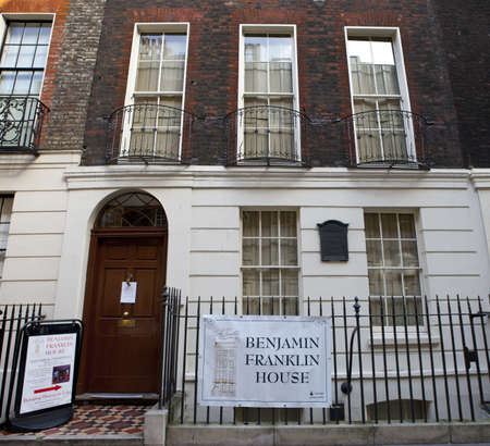 Benjamin Franklin House in London photo