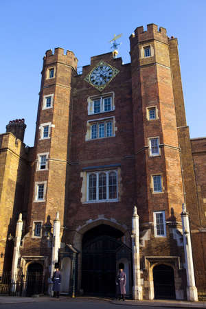 st james s: St James s Palace Editorial