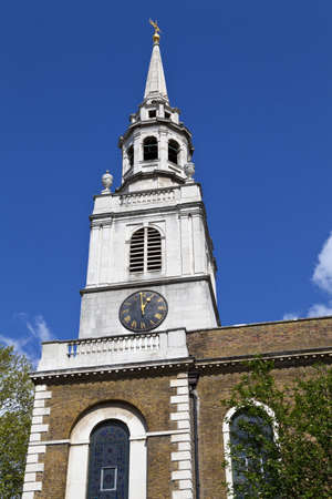 st jamess: The historic St. Jamess Church in Clerkenwell, London.
