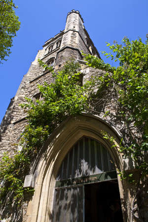 St Mary of Lambeth church which contains the Garden Museum in London. Stock Photo - 14311653