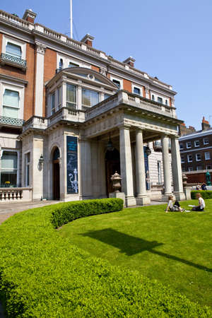 wallace: Hertford House which is home to the Wallace Collection in London.