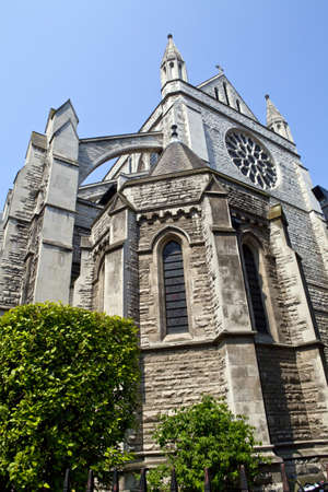 Church of St James, Spanish Place in London. Stock Photo - 14354926