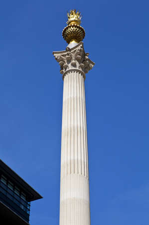 The Paternoster Column in Paternoster Square - London photo