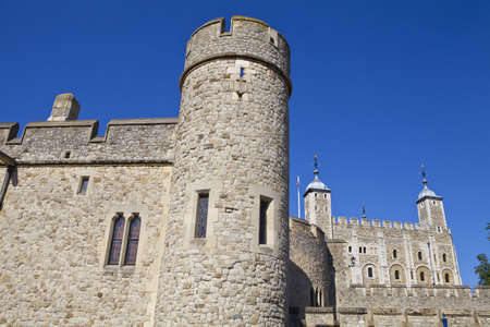hamlets: Tower of London in the UK