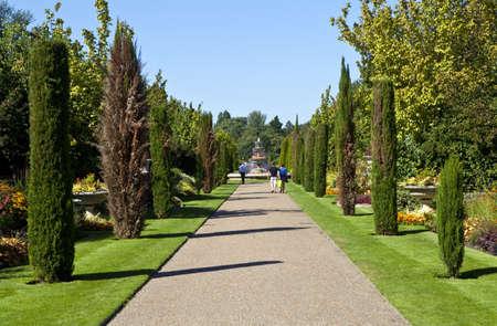 La belle Regents Park à Londres