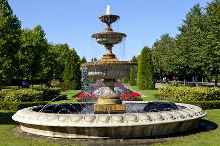 travel features: The beautiful Regents Park in London