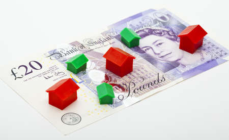 Investment in Housing and Property. Stock Photo - 16545061