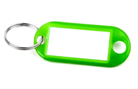 key fob: Key Fob over a white background.