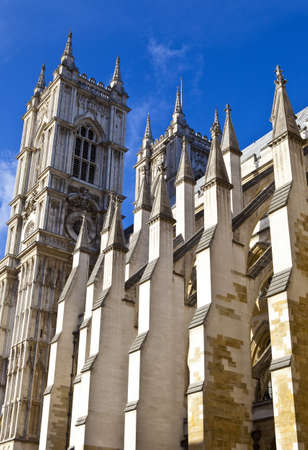 Westminster Abbey in London. Stock Photo - 17522241