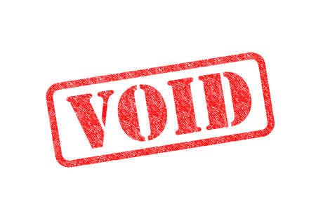 void: VOID Rubber Stamp